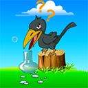 乌鸦喝水 在线玩